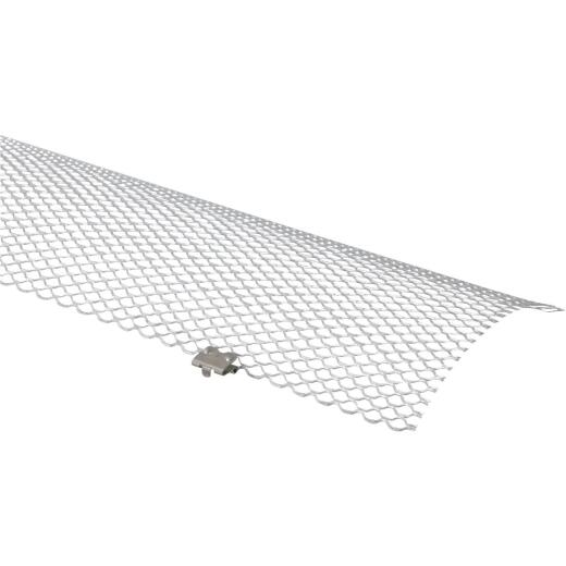 Amerimax 3 Ft. Galvanized Hinged Gutter Guard