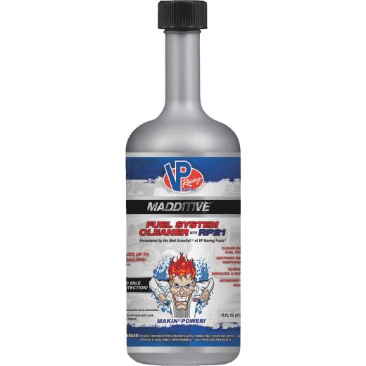 VP Racing Fuels MADDITIVE 16 Fl. Oz. Fuel System Cleaner