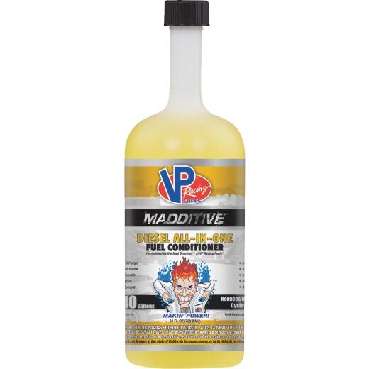 VP Racing Fuels MADDITIVE 24 Fl. Oz. Diesel All-In-One Gas Treatment