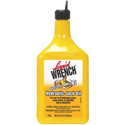 Liquid Wrench 32 Oz. 5W/10W Hydraulic Oil