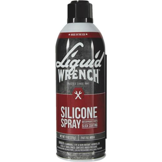 Liquid Wrench 11 Oz. Aerosol Silicone Lubricant