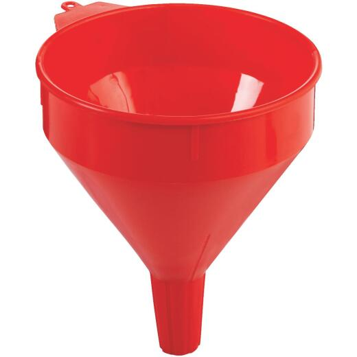 Plews LubriMatic 2 Qt. Plastic All-Purpose Funnel