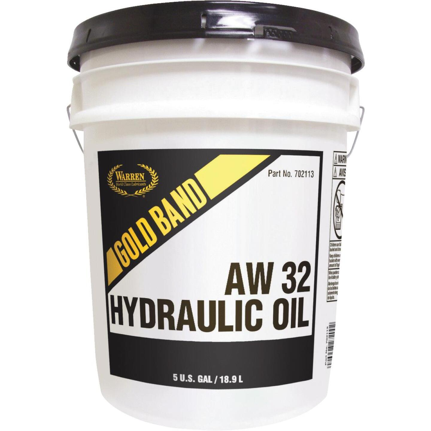 Gold Band 5 Gal. 10W Hydraulic Oil Image 1