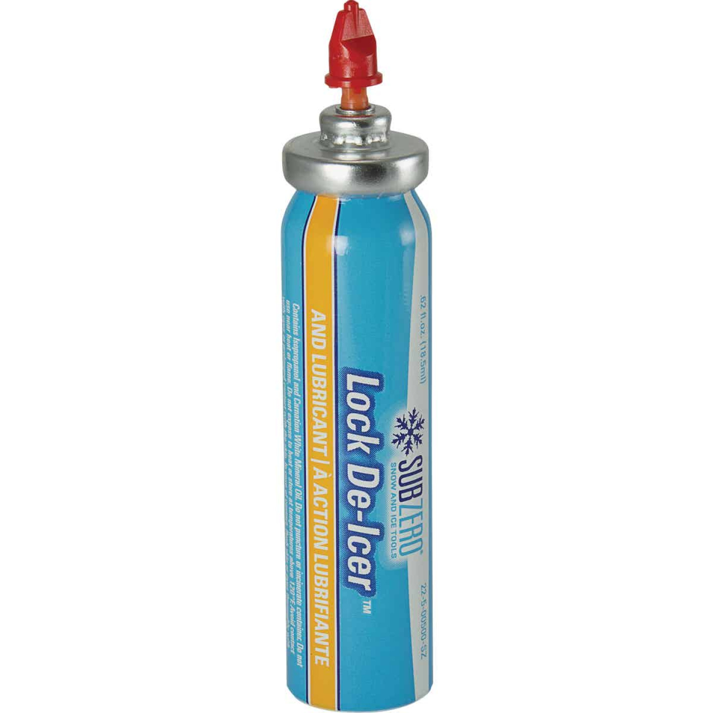 Subzero 5/8 Oz. Lock De-Icer and Lubricant Image 1