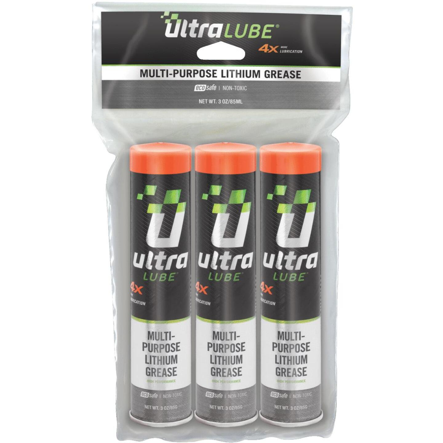 UltraLube 3 Oz. Cartridge Multi-Purpose Lithium Grease Image 2