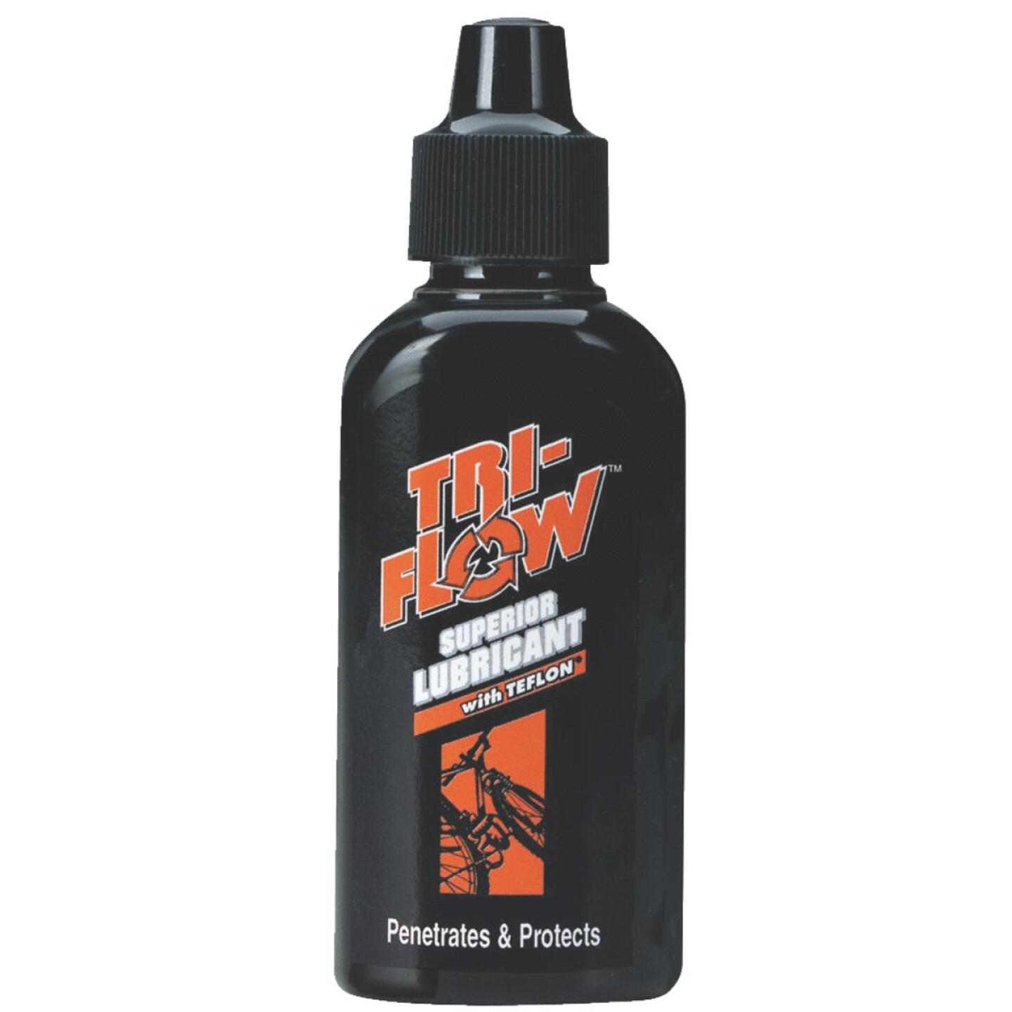 TRI-FLOW 2 Oz. Squeeze Bottle Multi-Purpose Lubricant Image 1