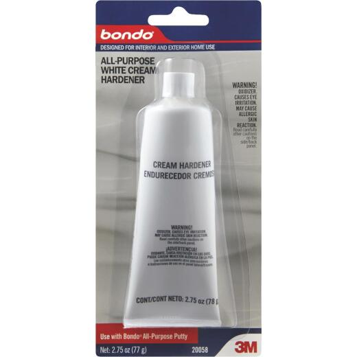 3M Bondo 2.75 Oz. All-Purpose White Cream Body Filler Hardener
