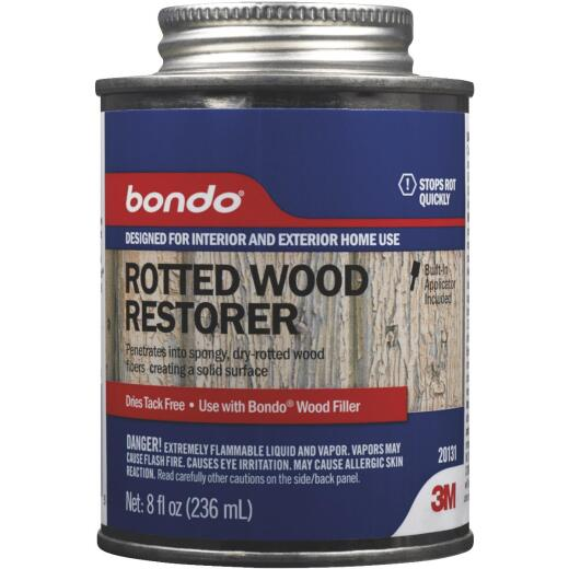 3M Bondo 7 Oz. Rotted Wood Restorer