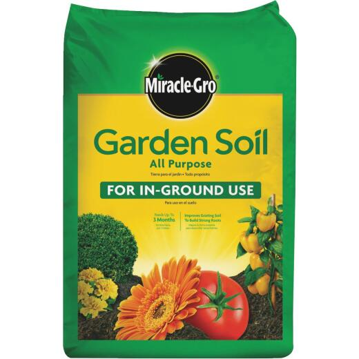 Miracle-Gro 2 Cu. Ft. 45-1/2 Lb. All Purpose Garden Soil