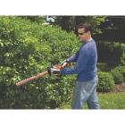 Black & Decker 24 In. 40V Lithium Ion Cordless Hedge Trimmer Image 2