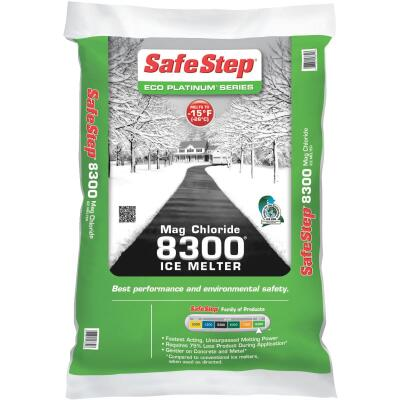 Safe Step 8300 20 Lb. Magnesium Chloride Ice Melt Pellets