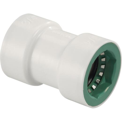 Orbit 1/2 In. PVC-Lock Coupling