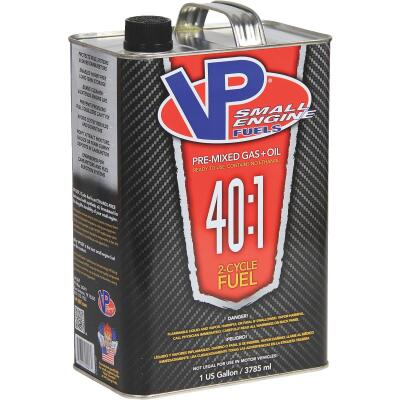 VP Small Engine Fuels 1 Gal. 40:1 Ethanol-Free Gas & Oil Pre-Mix