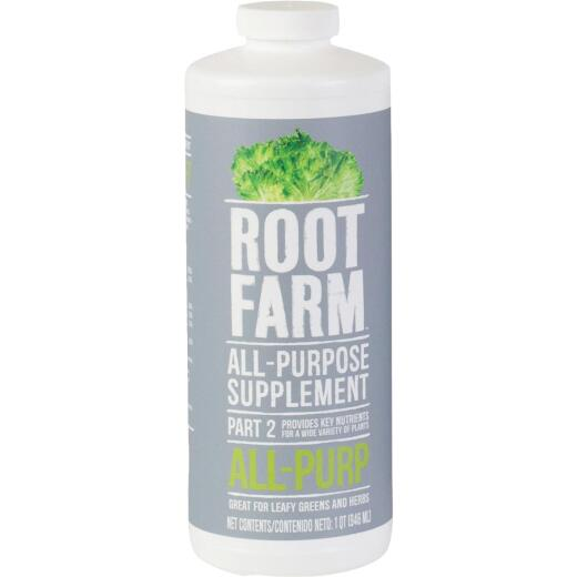 Root Farm 1 Qt. Concentrated Liquid All-Purpose Supplement Nutrient Part 2