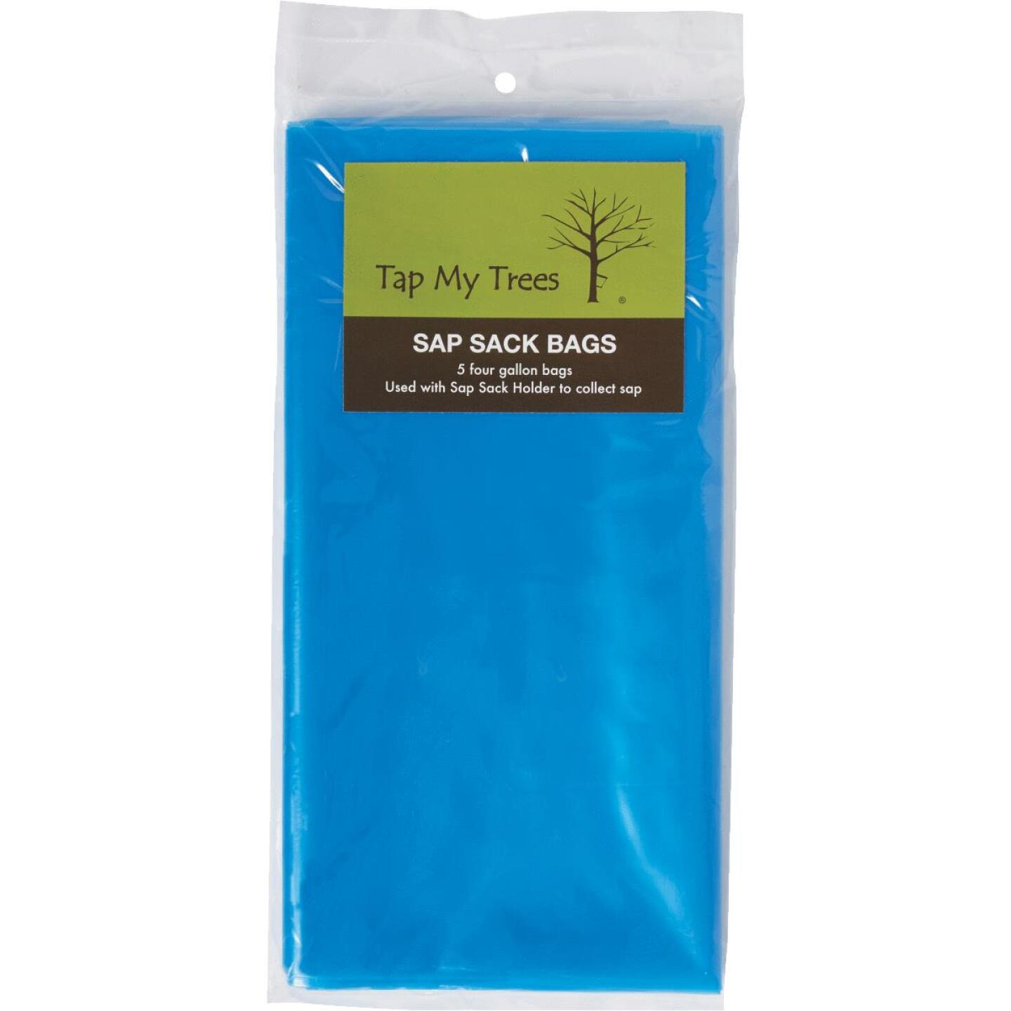 Tap My Trees Maple Sugaring Plastic Sap Sack (5-Pack) Image 1