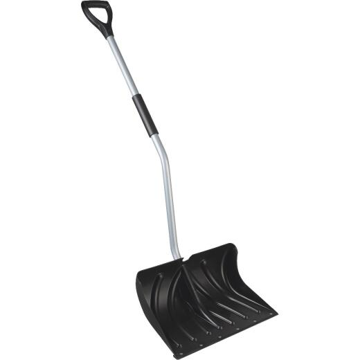 20 In. Poly Ergo Snow Shovel with 45 In. Steel Handle