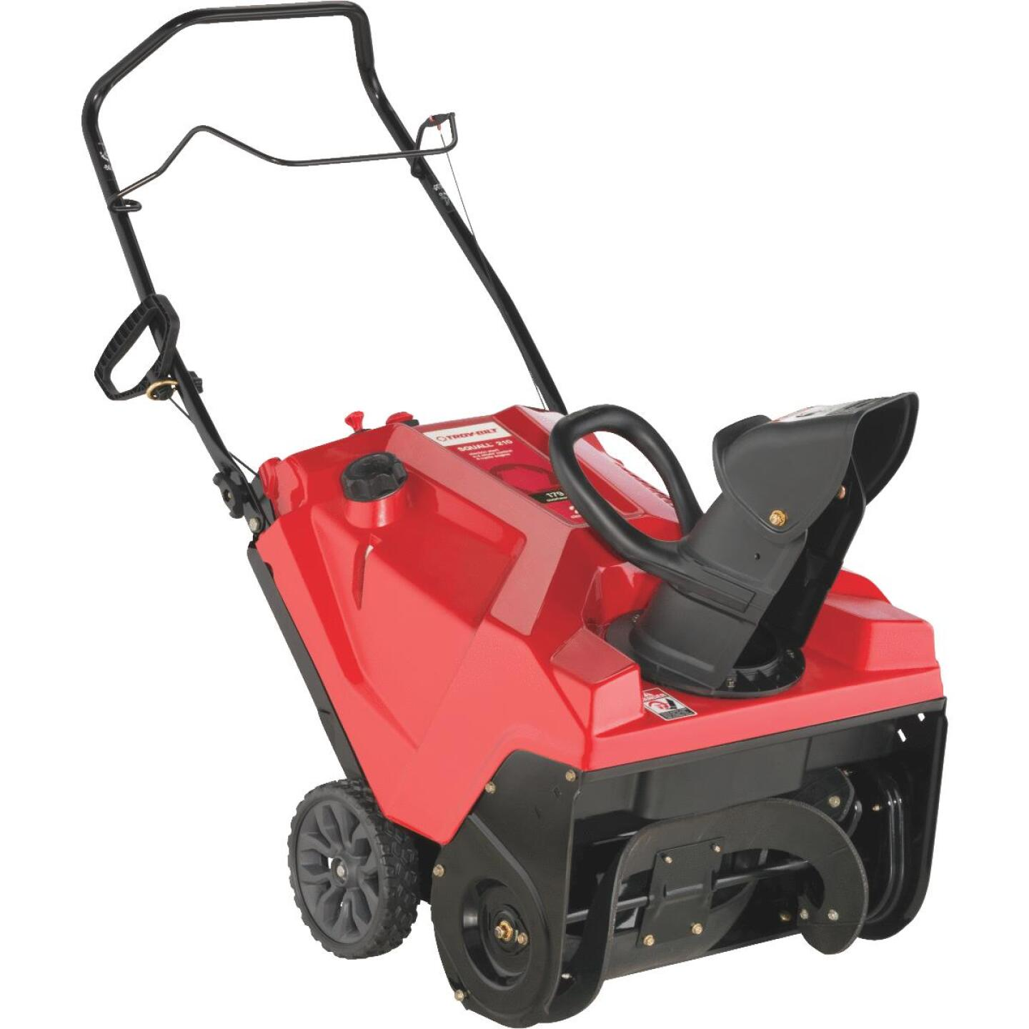Troy-Bilt Squall 210 21 In. 179cc Single-Stage Gas Snow Blower Image 2