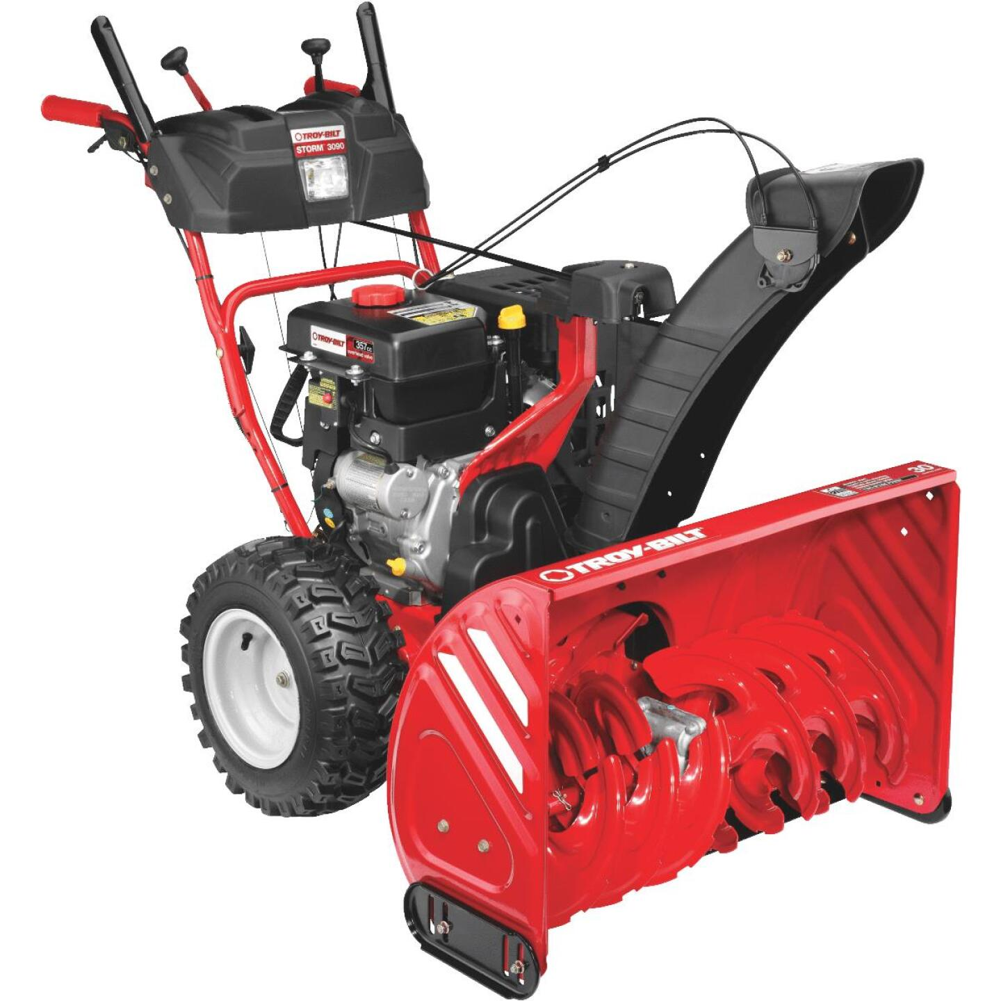 Troy-Bilt 30 In. 357cc 2-Stage 4-Cycle Gas Snow Blower Image 1
