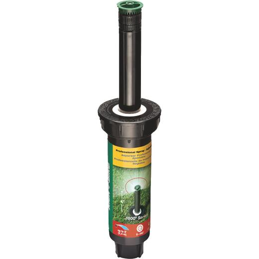 Rain Bird 4 In. Full Circle Adjustable 8 Ft. Rotary Sprinkler