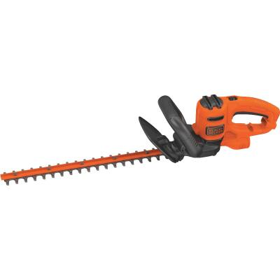 Black & Decker 18 In. 3.5-Amp Corded Electric Hedge Trimmer