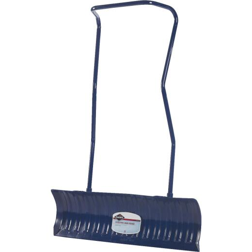 Garant Yukon 36 In. Poly Snow Pusher with 42.5 In. Steel Handle