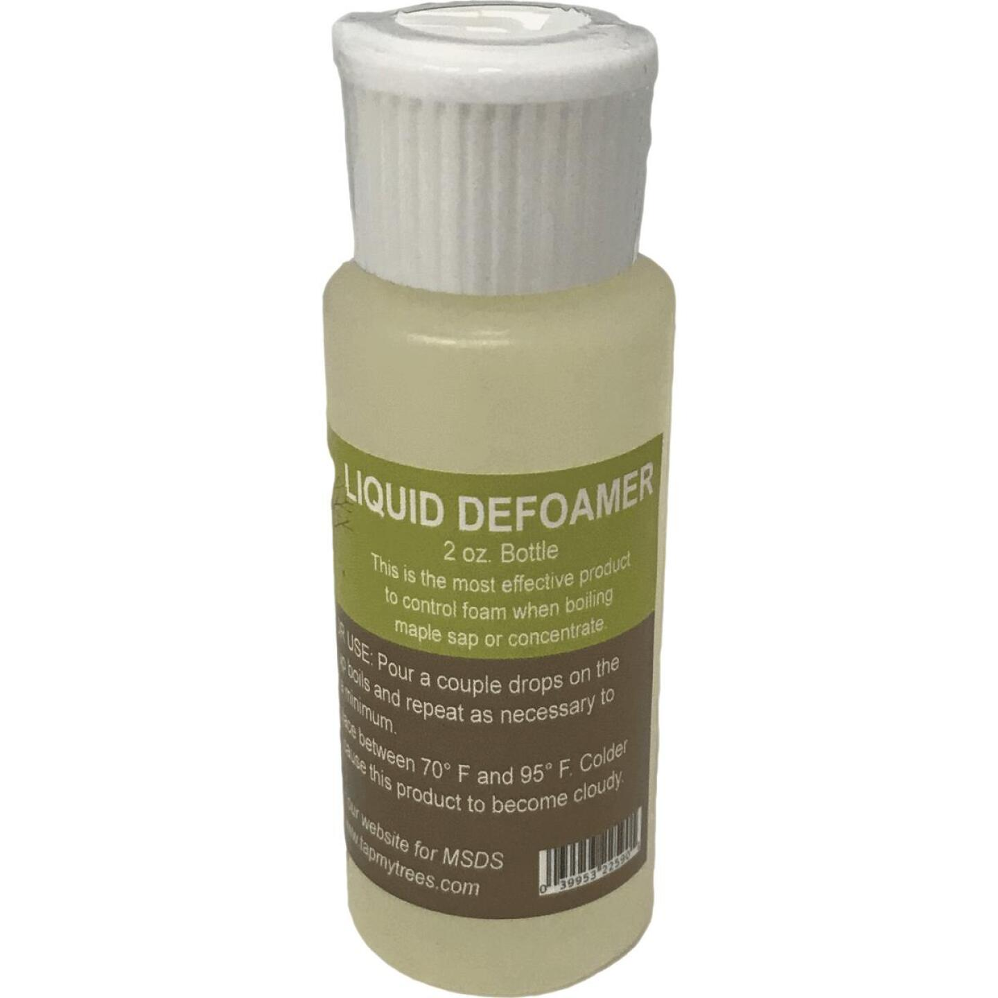 CDL 2 Oz. Liquid Maple Sap & Syrup Defoamer Image 1