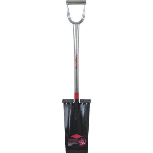 Razor-Back 30 In. Steel D-Handle Square Point Garden Spade