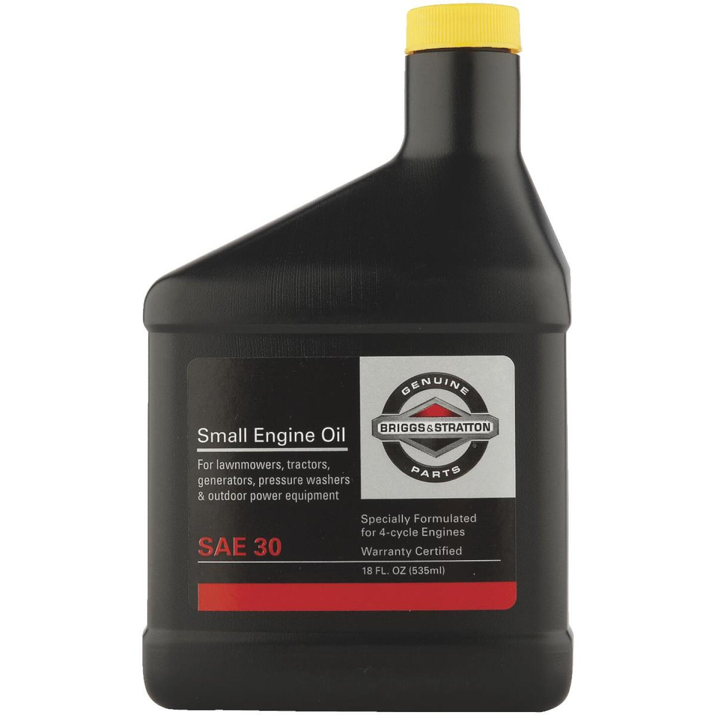 Briggs & Stratton 30W 18 oz 4-Cycle Motor Oil Image 3
