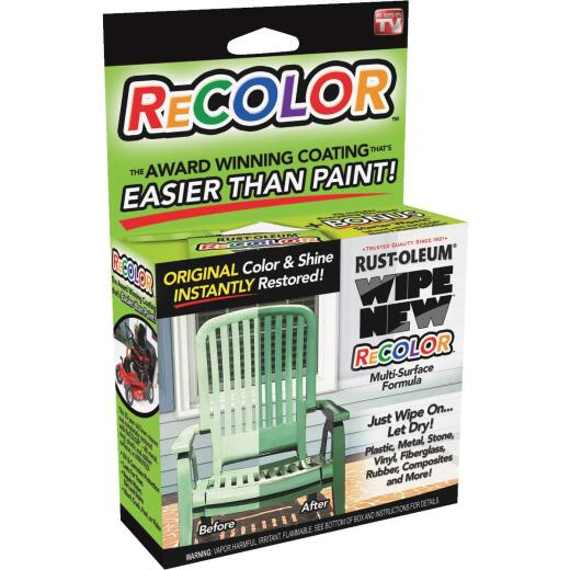 Rust-Oleum Wipe New Recolor Wipe It Kit