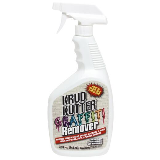 Krud Kutter 32 Oz. Trigger Spray Graffiti Remover Spray