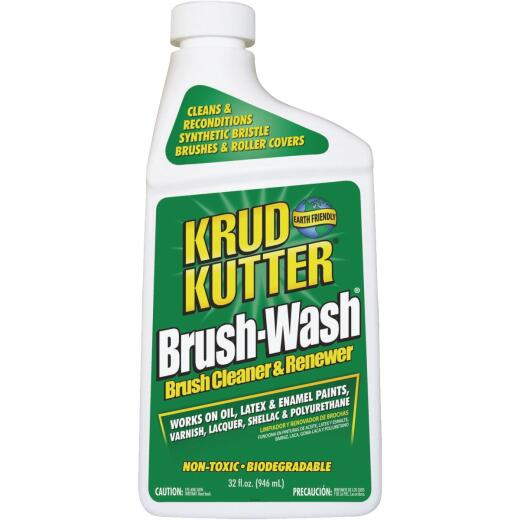Krud Kutter Brush-Wash 32 Oz. Ready To Use Liquid Brush Cleaner